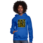 Load image into Gallery viewer, Women's BLM - royal blue