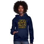 Load image into Gallery viewer, Women's BLM - navy