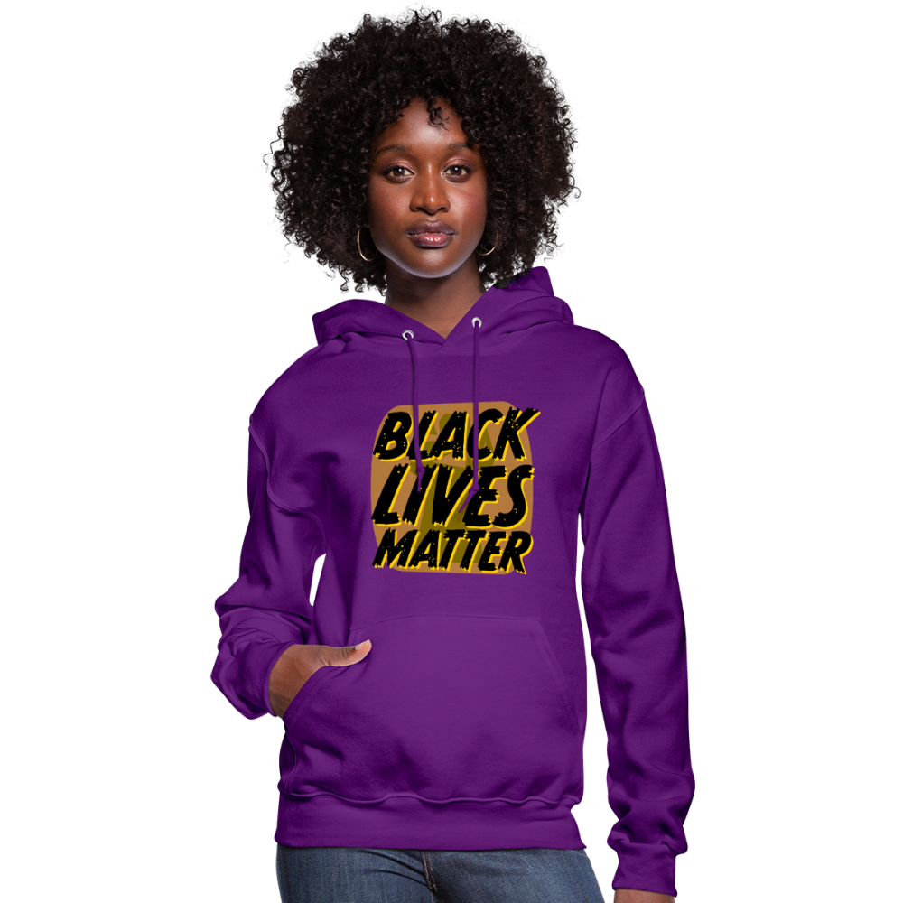 Women's BLM - purple