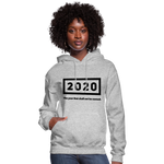 Load image into Gallery viewer, Women's 2020 Hoodie - heather gray