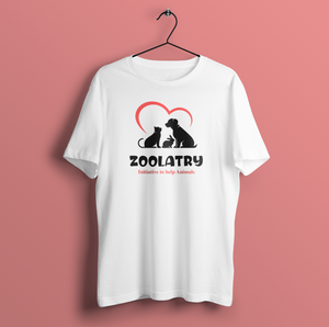 Zoolatry T-Shirt ( Help Animals )