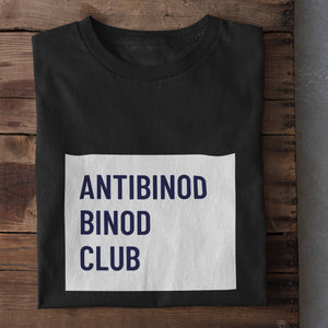 Anti-Binod Club T-Shirt