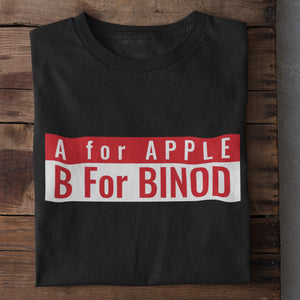 B for Binod Premium T-Shirt