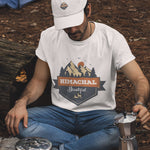 Beautiful Himachal Men's Round Neck T-Shirt