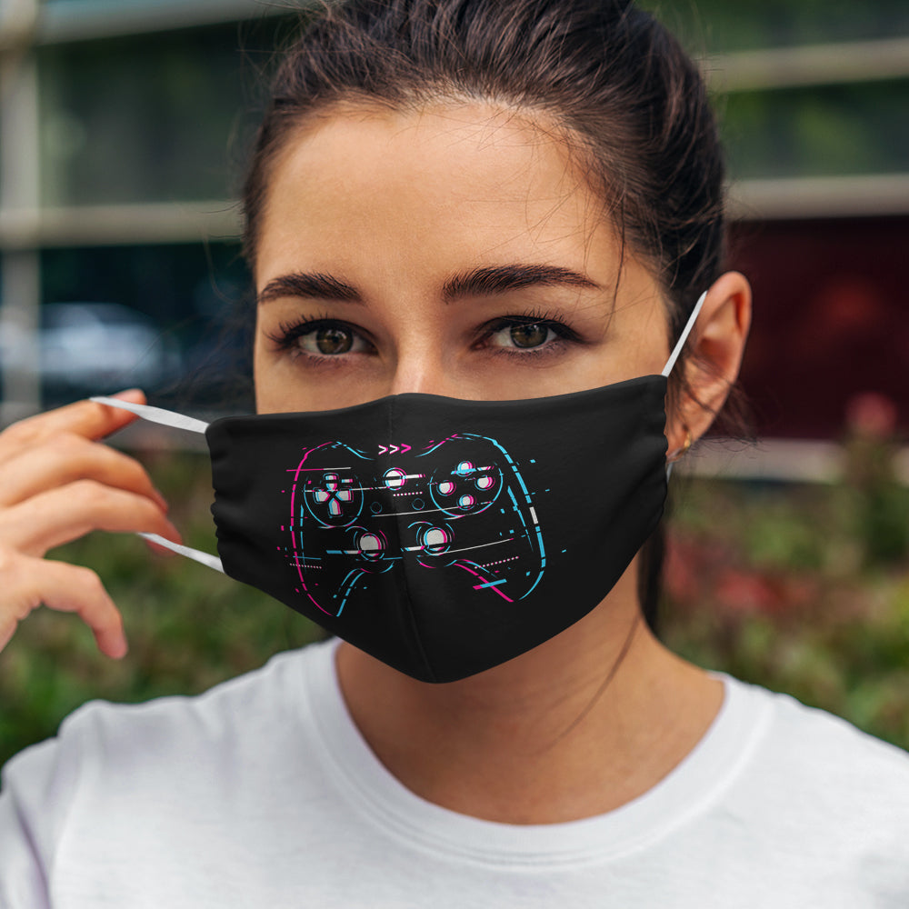 Gamers Unisex 3 Layer Mask