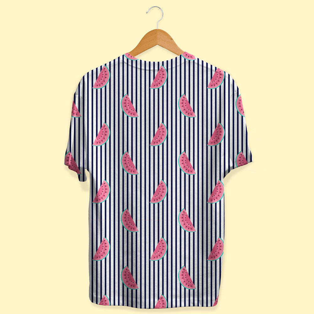 Watermelon Stripes Unisex T-Shirt for Men and Women. Watermelon Stripes Unisex T-Shirt only on Bling Fling. Size: S,M,L,XL,2XL. FREE Shipping and COD Available.