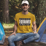 Straight Outta Himachal Mens T-Shirt