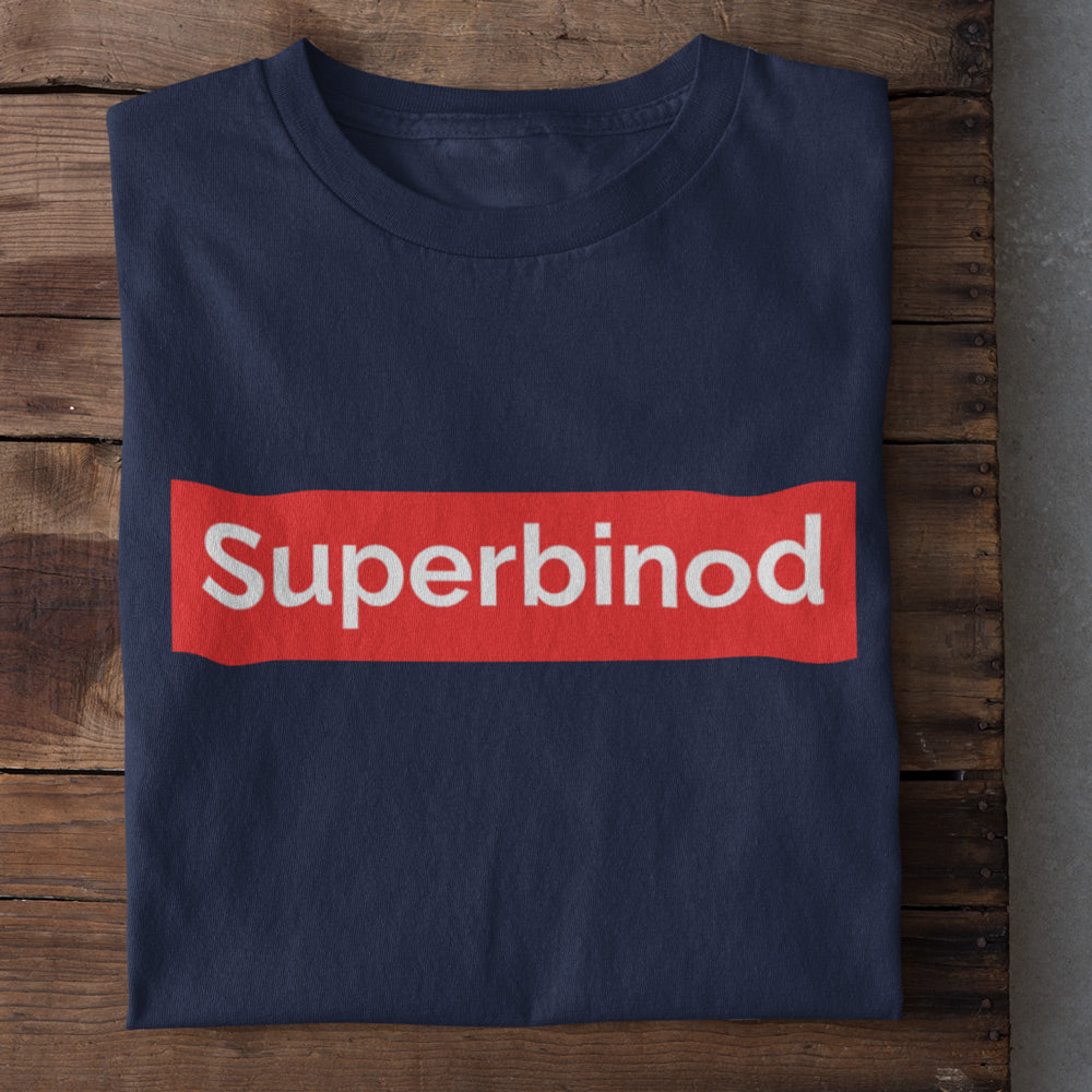 Super Binod T-Shirts, Hoodies | Official Binod Merchandise  | Bling Fling