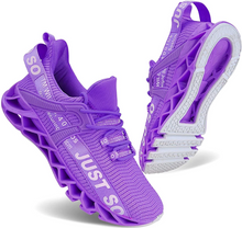 Load image into Gallery viewer, Non-slip jogging shoes light breathable mesh sports shoes