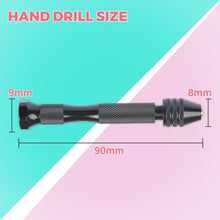 Load image into Gallery viewer, Precise Hand Drill Set