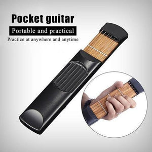 🔥Only $18.99 Last day 🔥Convenient and Practical Pocket Guitar