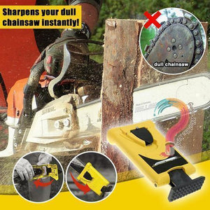 🔥LAST DAY JUST $15.99 - CHAINSAW TEETH SHARPENER