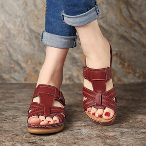 Premium Orthopedic Open Toe Sandals - 💥40% OFF - Spring Promotion