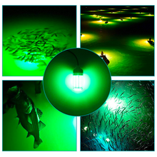 Load image into Gallery viewer, Deep Drop Fishing Light - attracts fish in the dark