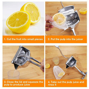 Fruit Juice Squeezer - 💥30% OFF - Spring Promotion