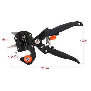 2-In-1 Garden Grafting And Cutting Tool