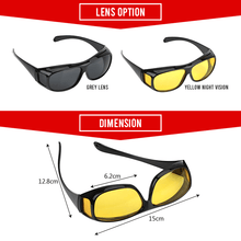 Load image into Gallery viewer, Day Night Vision Driving Glasses - 💥40% OFF - Spring Promotion