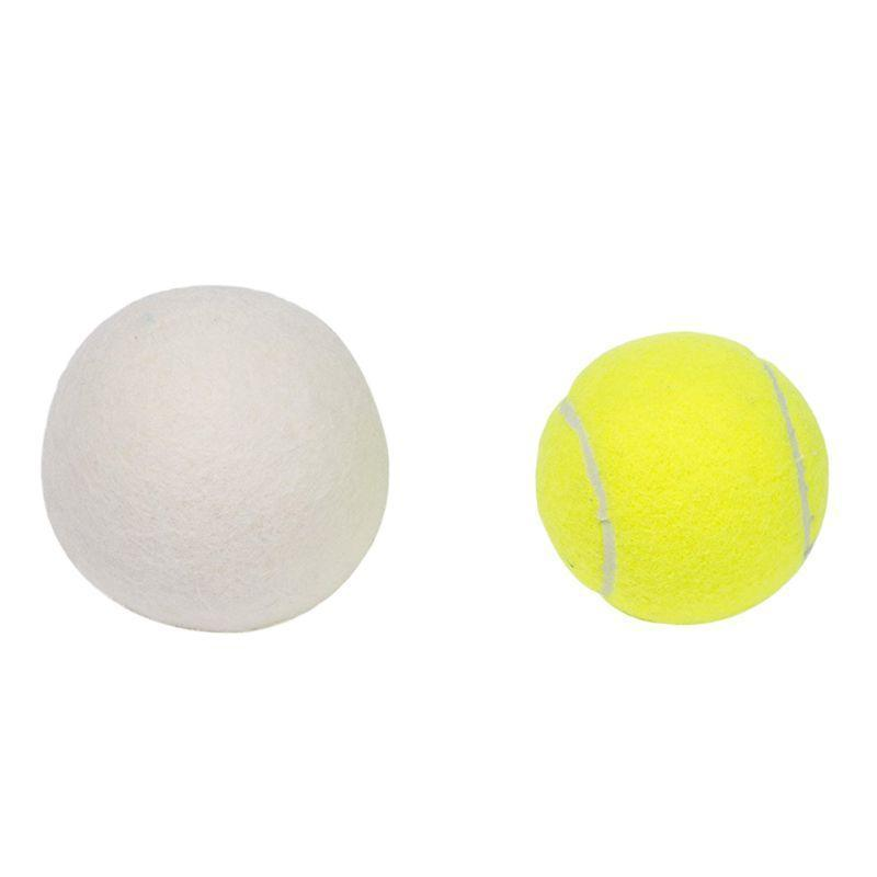 Wool Dryer Balls- 6pcs