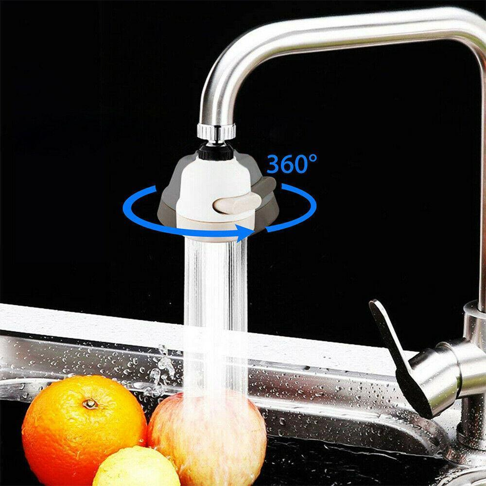 SUPER WATER SAVING 360° ROTATABLE TAP HEAD