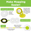 REFURBISHED - Mopnado® Walkable Deluxe Spin Mop