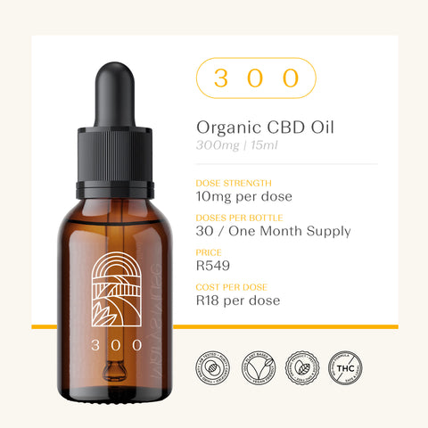 300mg organic broad spectrum cbd oil south africa