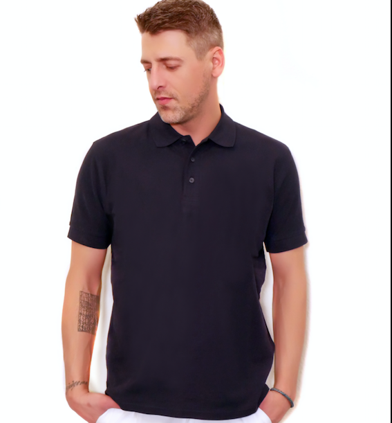 Workwear Polo-Shirt Premium Herren, Navy