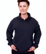 Workwear Sweat-Shirt Premium, Unisex, Navy