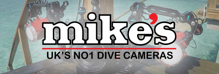 Introducing Mike's Dive Cameras