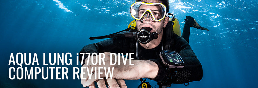 Aqua Lung i770R Dive Computer Review
