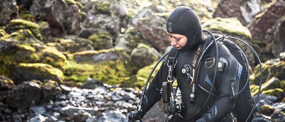 Best Dry Suits for UK Diving