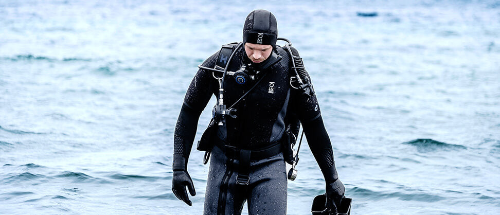 Can You Dive In A Wetsuit In The UK?