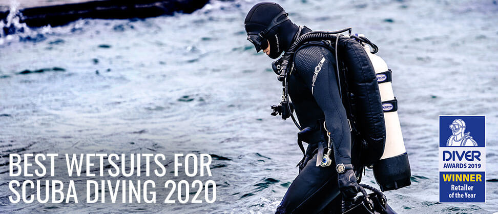 Best Wetsuits for Scuba Diving 2020