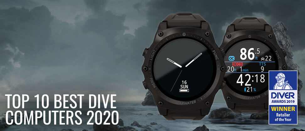 Top 10 Best Dive Computers 2020