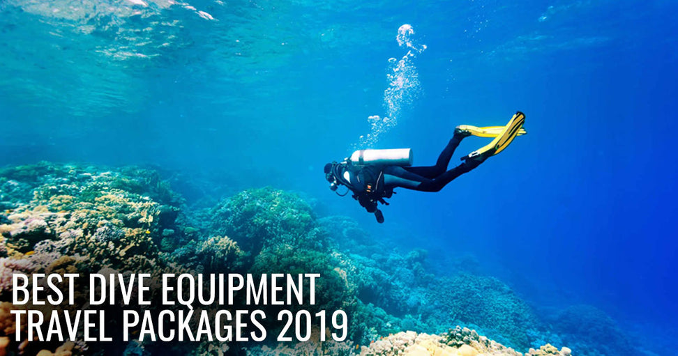 Best Dive Equipment Travel Packages 2019