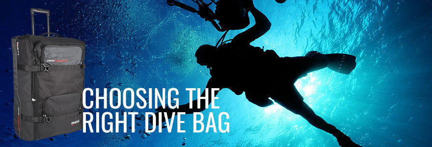 Choosing The Right Dive Bag