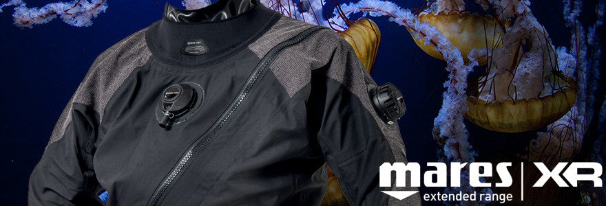 Mares XR Kevlar Drysuit Now Available