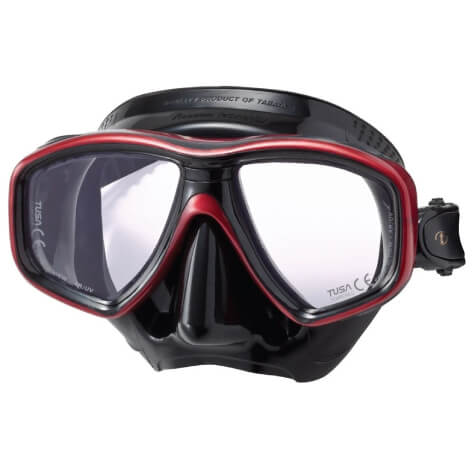Best Scuba Diving Mask 2021 - TUSA Freedom Ceos Pro Mask