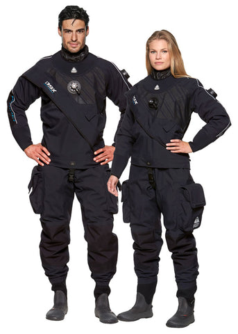 Drysuit - D9X BREATHABLE Man/Lady