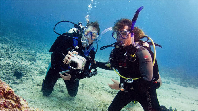 PADI Digital Underwater Photography E-Learning Course