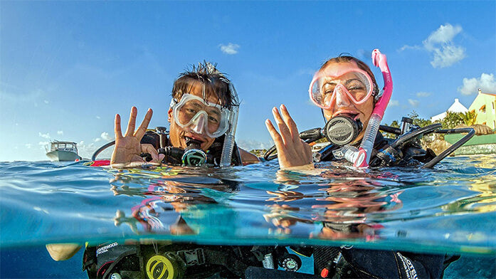 PADI Open Water Diver E-Learning Course