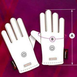 Thermalution Heated Gloves Size Guide