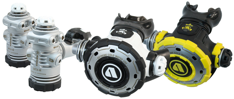 Apeks MTX-R Regulator Range