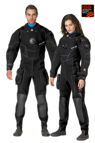 Waterproof D10 Neoprene Drysuit
