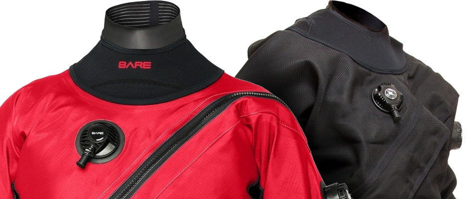 Membrane Drysuits