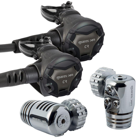 Mares XR 25X CR Regulator Set - Mike's Dive Store