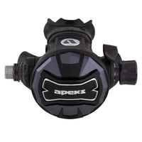 Apeks Black Sapphire Regulator - Second Stage Front - Mike's Dive Store