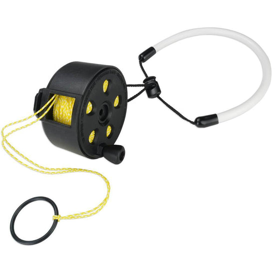 AP Valves 45m Ratcheted Pocket Reel - Mike's Dive Store