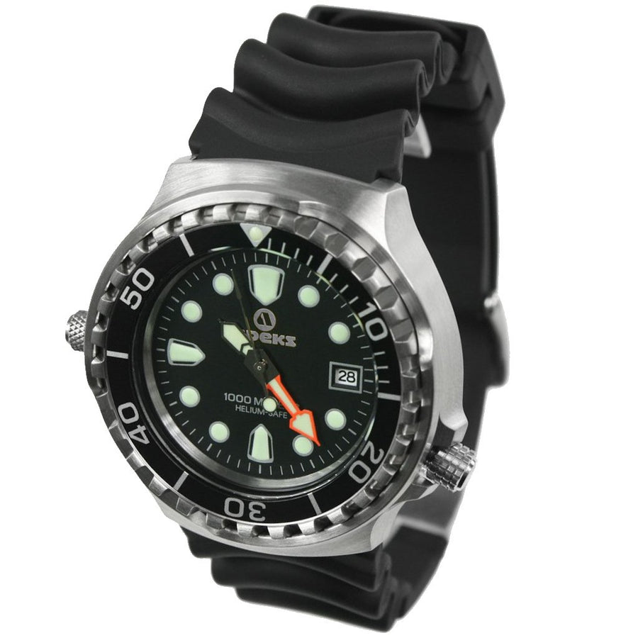 rolex gear are ever watches stylish diving best as these dial d bob deepsea blue killer rugged dive scuba they s maxim