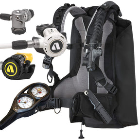 Apeks XL4+ & Rogue BCD Package
