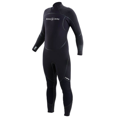 Aqua Lung AquaFlex 5mm Mens Wetsuit - Left - Mike's Dive Store
